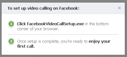Facebook Video Calling Set Up Download