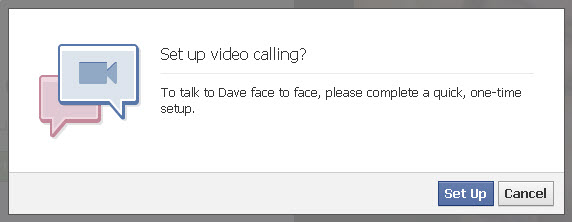 Facebook Video Calling Set Up