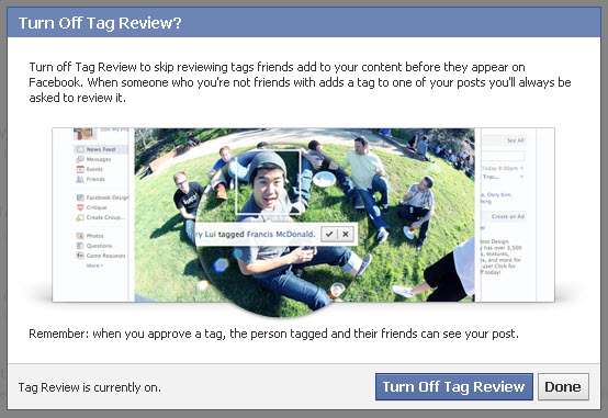 How to manage photos I am tagged in on Facebook